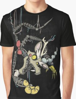 My Little Pony - MLP - FNAF - Discord Animatronic Graphic T-Shirt