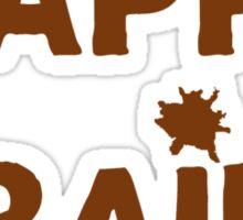 Happy Trails... Sticker