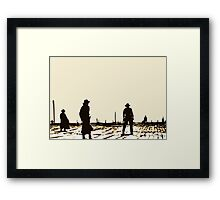 You Brought Two Too Many Framed Print