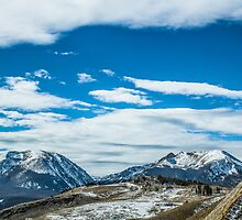 The Majestic Rockies by Krishan Bansal