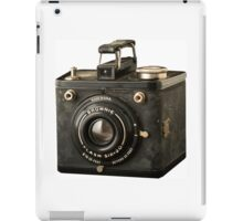 Kodak Brownie Camera iPad Case/Skin