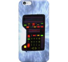 Quantum Leap Handlink  iPhone Case/Skin
