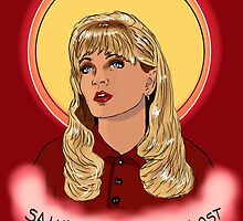 St. Laura by Monica Lara
