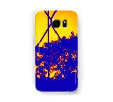 Wire Tree Afternoon Samsung Galaxy Case/Skin