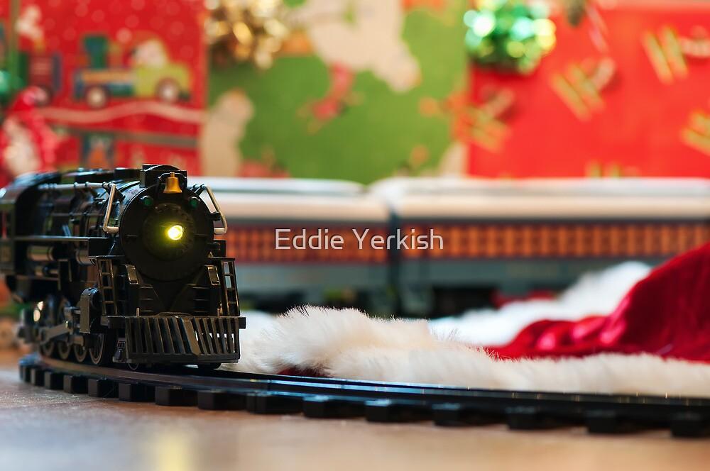 Christmas Train by Eddie Yerkish