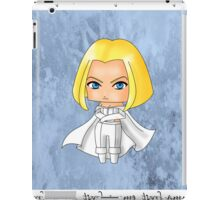 Chibi Emma Frost iPad Case/Skin