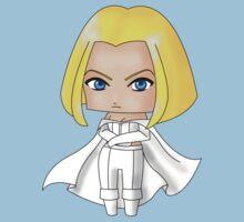 Chibi Emma Frost Kids Clothes