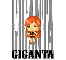 Chibi Giganta by artwaste