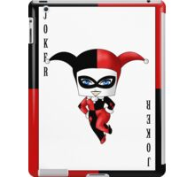 Chibi Harley Quinn iPad Case/Skin