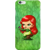 Chibi Poison Ivy iPhone Case/Skin