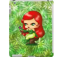 Chibi Poison Ivy 2 iPad Case/Skin