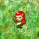 Chibi Poison Ivy 2 by artwaste