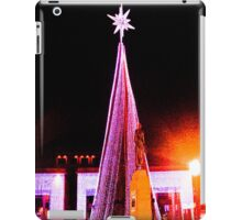 CHRISTMAS CITY. iPad Case/Skin