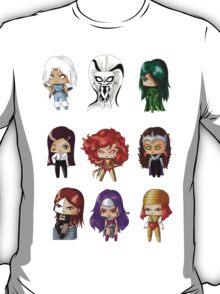 Chibi Villainesses 2 T-Shirt