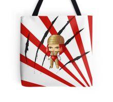 Chibi Lady Deathstryke Tote Bag