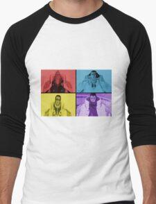 Admirals - One piece Men's Baseball ¾ T-Shirt