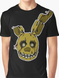 Five Nights at Freddy's - FNAF 3 - Springtrap  Graphic T-Shirt