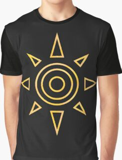Digimon - Crest of Courage Graphic T-Shirt