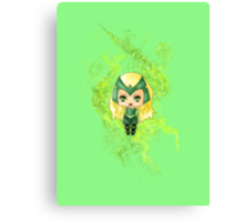 Chibi Enchantress Canvas Print