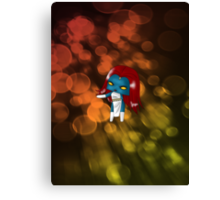 Chibi Mystique Canvas Print