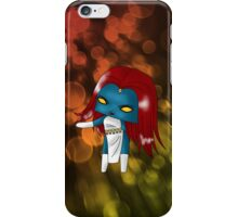 Chibi Mystique iPhone Case/Skin