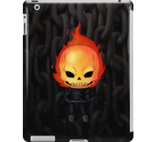 Chibi Ghost Rider iPad Case/Skin