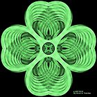 4 Leaf Clover by David M. Voutsinas