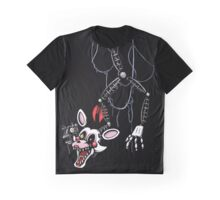 Five Nights at Freddy's - FNAF 2 - Ceiling Mangle Graphic T-Shirt
