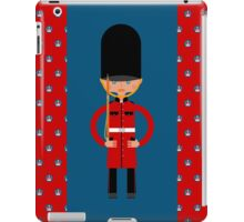 British Bearskin Cap Guard iPad Case/Skin