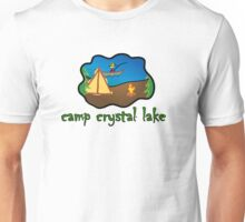 camp crystal lake truck stop vacation tee  Unisex T-Shirt