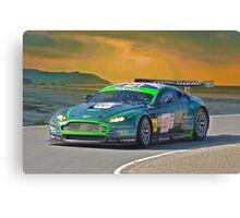 2007 Aston-Martin DB9 I Canvas Print