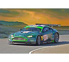 2007 Aston-Martin DB9 I Photographic Print