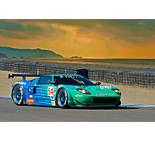 2008 Ford GT40 I Photographic Print