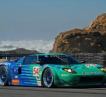 2008 Ford GT40 II by DaveKoontz