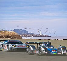 Racing on the West Coast by DaveKoontz