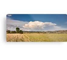 Toogoolawah Plains Metal Print