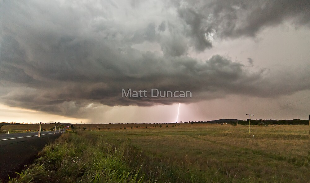 Mutdapilly, Queensland by Matt Duncan