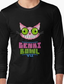 Professor Genki's Ultimate Shirt Climax Long Sleeve T-Shirt