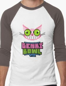 Professor Genki's Ultimate Shirt Climax Men's Baseball ¾ T-Shirt