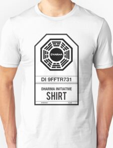 DHARMA Initiative T-Shirt T-Shirt