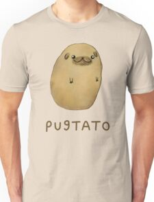 Pugtato Unisex T-Shirt