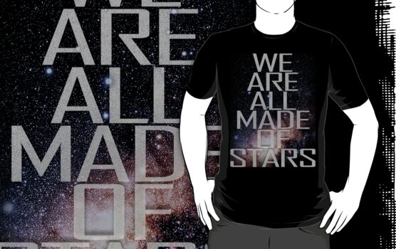 We Are All Made Of Stars by portiswood