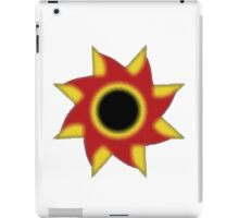 WeepingClan Emblem iPad Case (Large White) iPad Case/Skin