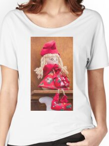 handmade doll Women's Relaxed Fit T-Shirt