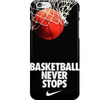 Basket ball lovers  iPhone Case/Skin