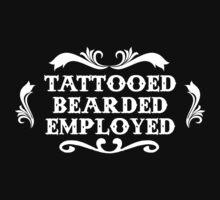 Tattooed Bearded Employed by jephrey88