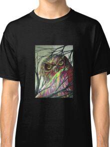 owl eyes Classic T-Shirt
