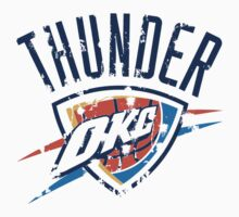 Oklahoma City Thunder by kovertX