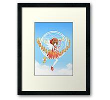 Card Captor Sakura Framed Print