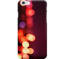 Lights will guide you home and ignite your bones iPhone Case/Skin
